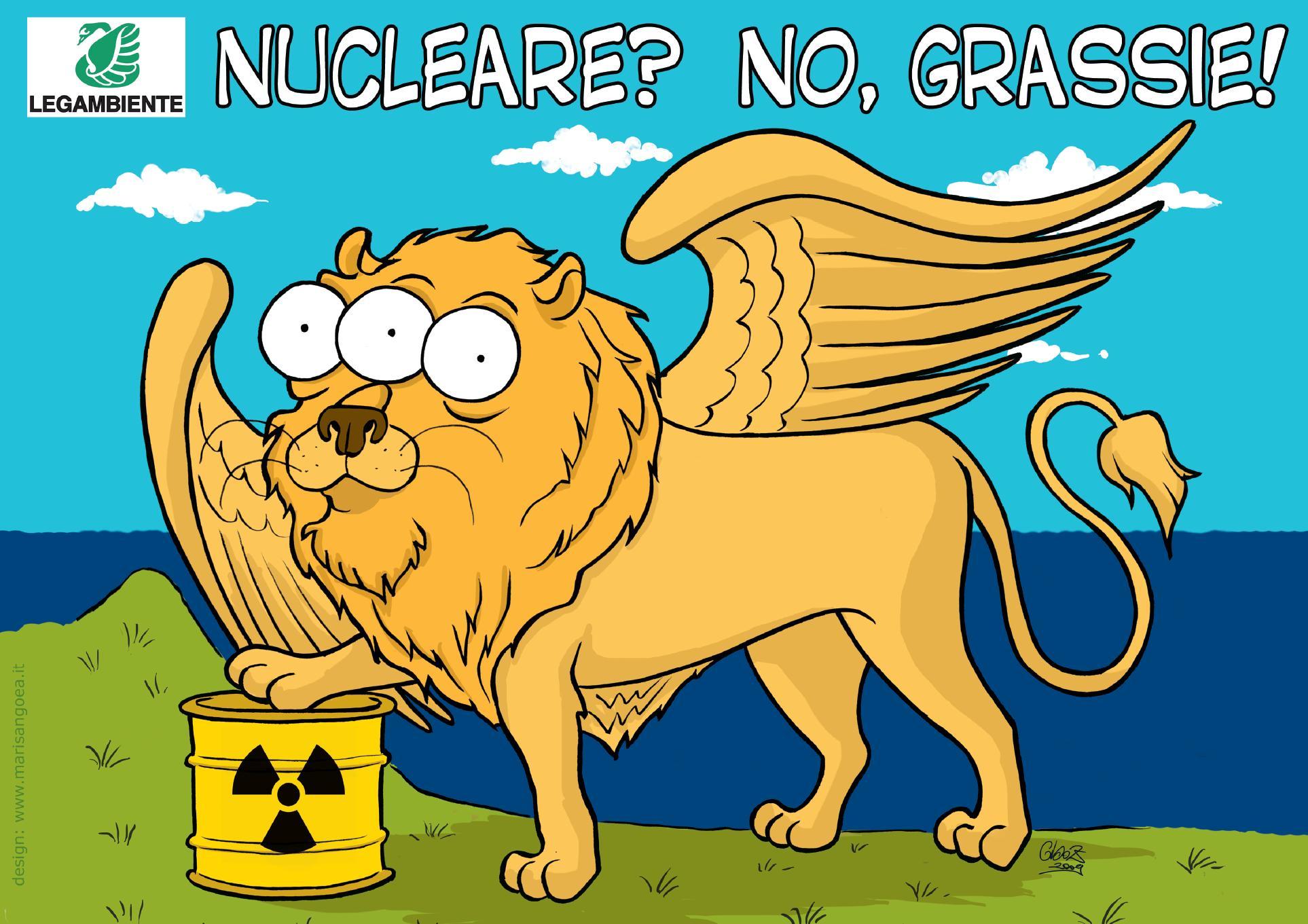 Leone nucleare
