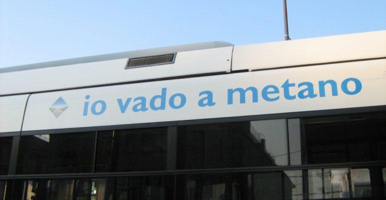 autobus metano