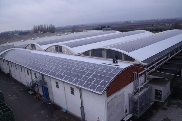 amianto copertura fotovoltaico